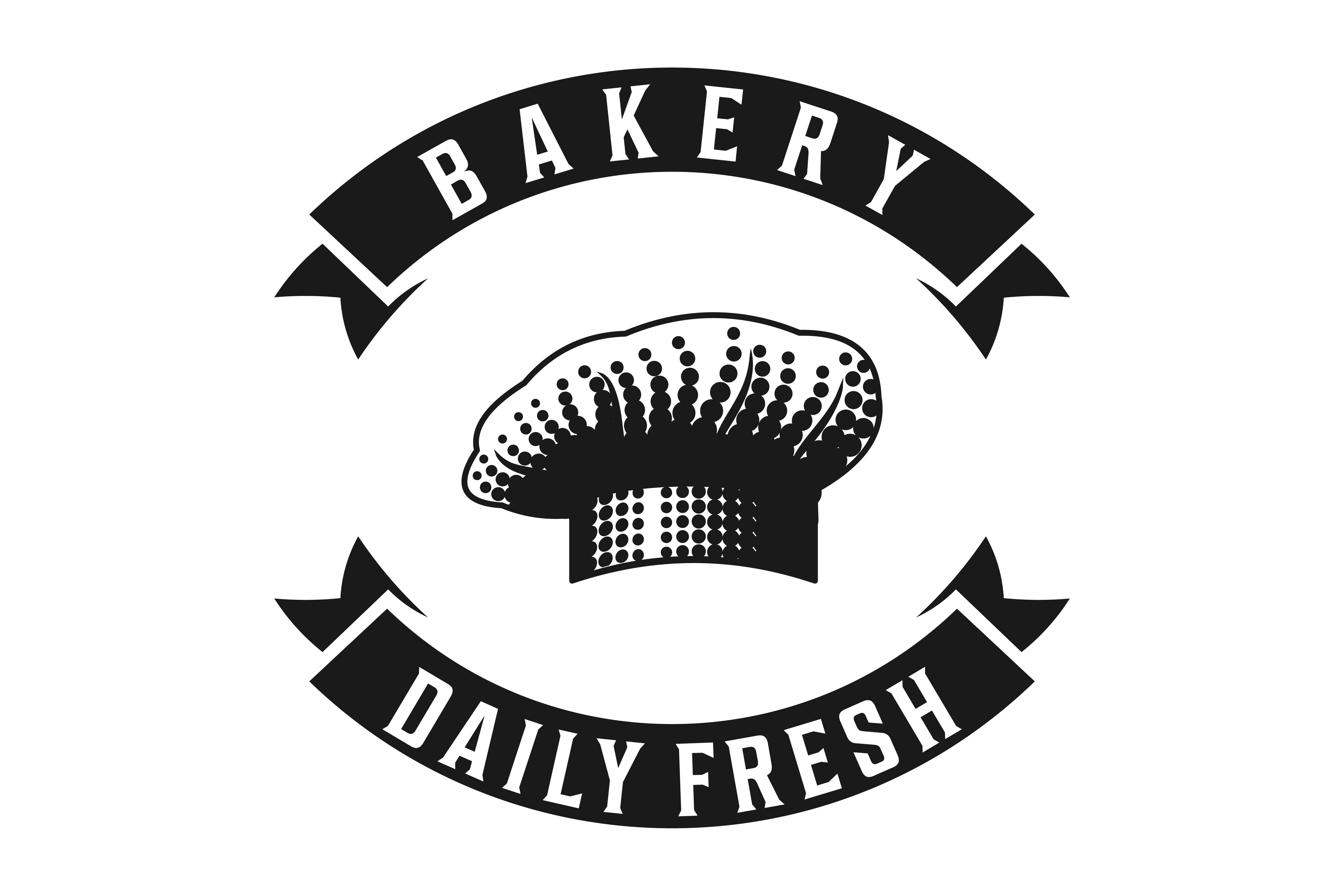 Download Free Chef Ha Bakery Logo Graphic By Yahyaanasatokillah Creative for Cricut Explore, Silhouette and other cutting machines.