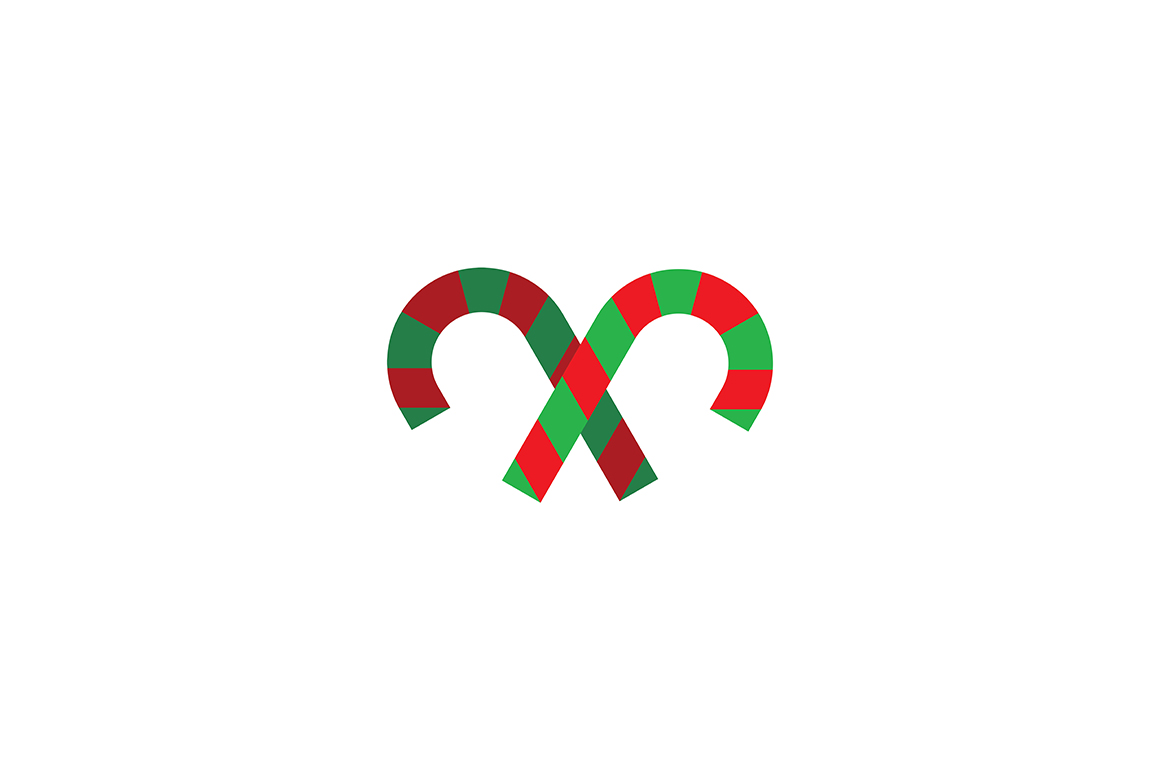 Download Free Chrismas Logo Graphic By Acongraphic Creative Fabrica for Cricut Explore, Silhouette and other cutting machines.