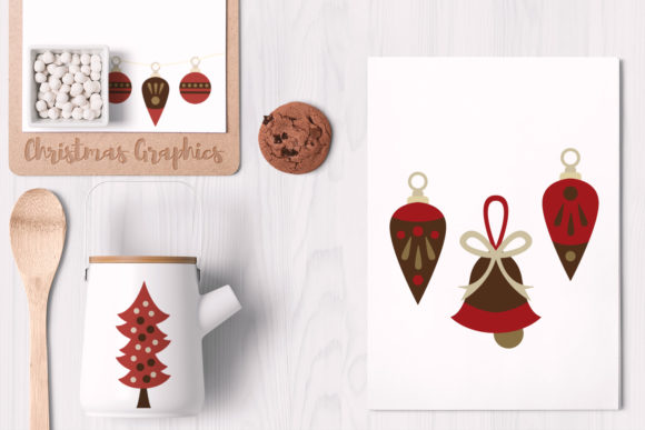 Christmas Angels Bundle Graphic By Revidevi Image 6