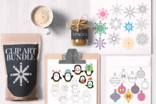 Christmas Bundle Graphic By Revidevi