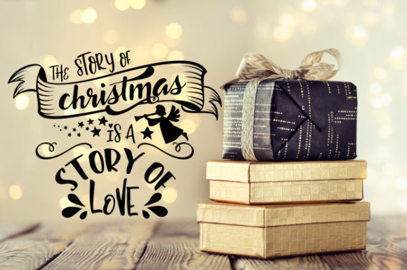 Download Free Christmas Quotes Bundle Grafik Von Svg Story Creative Fabrica for Cricut Explore, Silhouette and other cutting machines.
