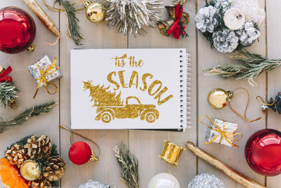 Download Free Christmas Bundle Graphic By Svg Story Creative Fabrica for Cricut Explore, Silhouette and other cutting machines.