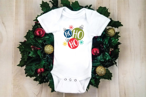 Download Free Christmas Ho Ho Ho Graphic By Oldmarketdesigns Creative Fabrica for Cricut Explore, Silhouette and other cutting machines.