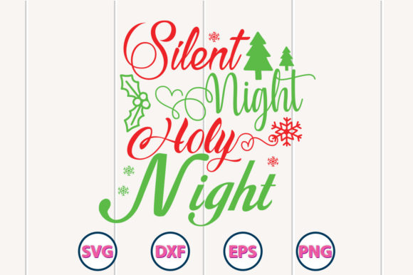 Download Free Christmas Images Graphic By Graphiccycle Creative Fabrica for Cricut Explore, Silhouette and other cutting machines.