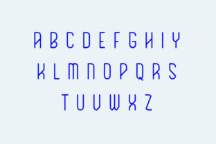 Print on Demand: Concre Serif Font By Creative Fabrica Freebies 2