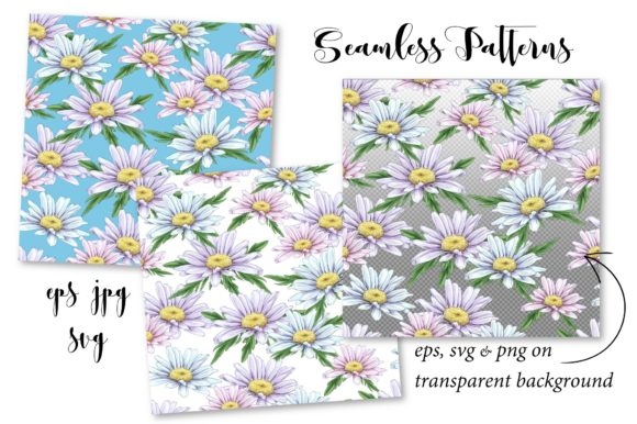 Daisies Graphic By nicjulia Image 3