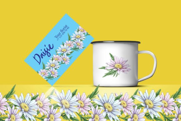 Daisies Graphic By nicjulia Image 7