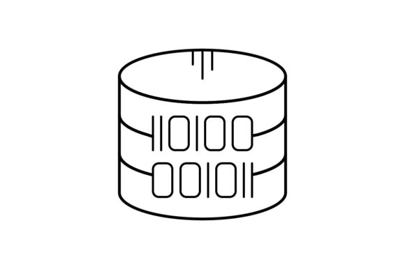 Print on Demand: Data Graphic Icons By khld939