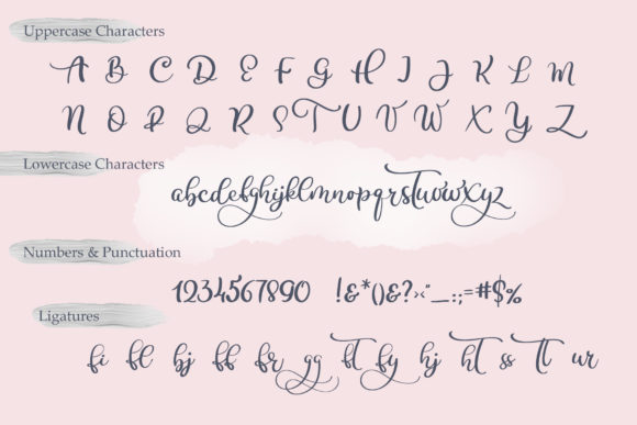 Print on Demand: Delight Script & Handwritten Font By Happy Letters - Image 7