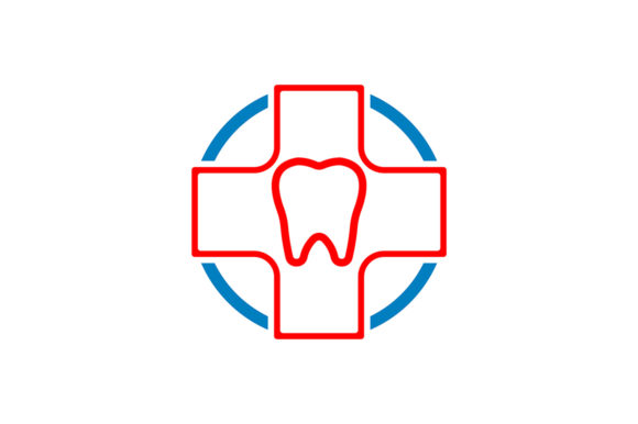 Download Free Dental Icon Logo Graphic By Friendesigns Creative Fabrica for Cricut Explore, Silhouette and other cutting machines.