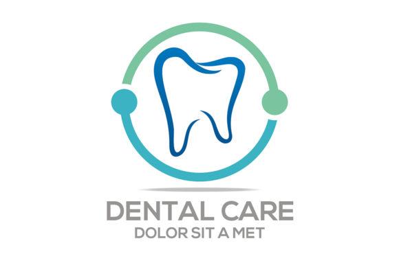 Download Free Dental Logo Graphic By Acongraphic Creative Fabrica for Cricut Explore, Silhouette and other cutting machines.