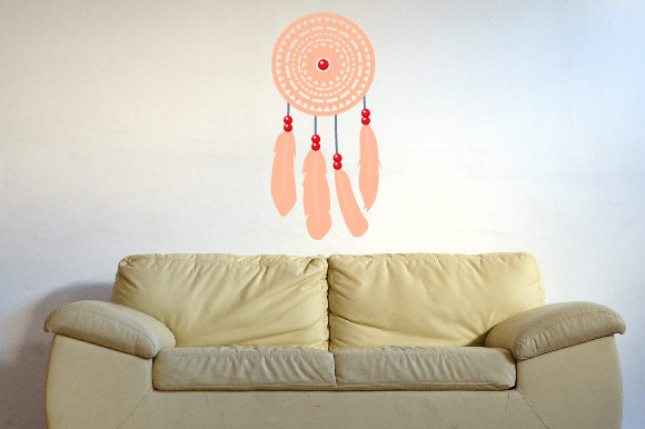 Dreamcatcher, Fits 23x39 Inch Craft Design By Creative Fabrica Crafts