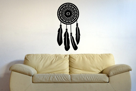 Dreamcatcher, Fits 23x39 Inch Craft Design By Creative Fabrica Crafts Image 2
