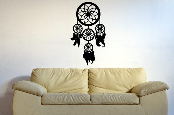 Download Free Dreamcatcher Fits 23x39 Inch Svg Cut File By Creative Fabrica for Cricut Explore, Silhouette and other cutting machines.