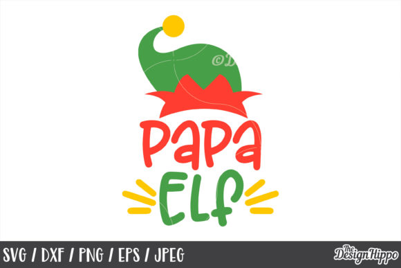 Elf Family Bundle Graphic By Thedesignhippo Creative Fabrica