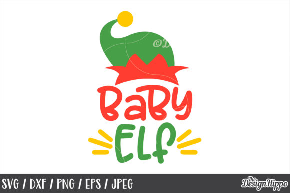 Download Free Elf Family Bundle Graphic By Thedesignhippo Creative Fabrica for Cricut Explore, Silhouette and other cutting machines.