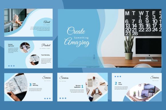 Elphine Powerpoint Presentation Graphic Presentation Templates By TMint - Image 2