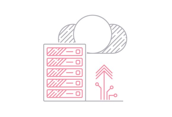 Print on Demand: Exchange Data Graphic Icons By Iconika