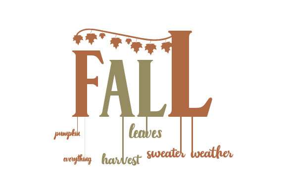 Fall Fall Craft Cut File By Creative Fabrica Crafts