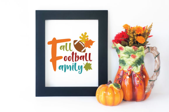 Download Free Fall Football Family Svg Graphic By Oldmarketdesigns Creative for Cricut Explore, Silhouette and other cutting machines.