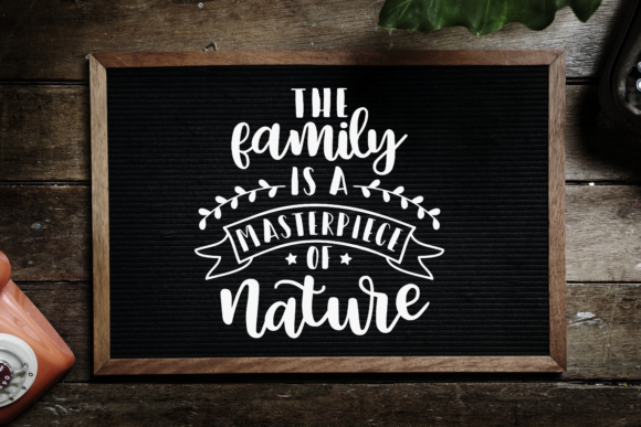 Big Family SVG Bundle Graphic By CrystalGiftsStudio Image 2