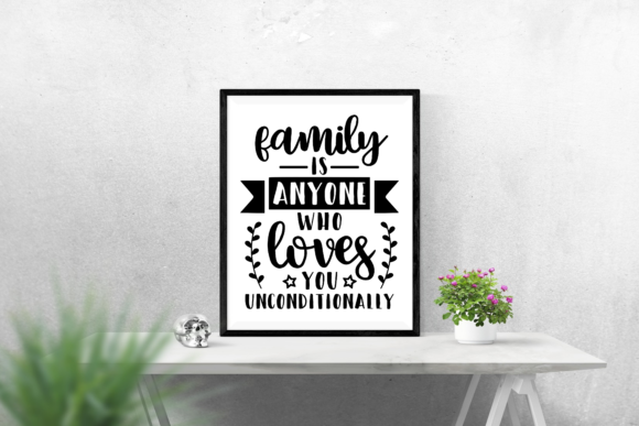 Download Free Big Family Bundle Graphic By Crystalgiftsstudio Creative Fabrica for Cricut Explore, Silhouette and other cutting machines.