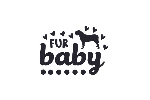 Fur Baby Dogs Craft Cut File By Creative Fabrica Crafts