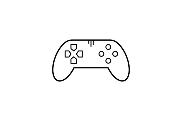 Print on Demand: Game Graphic Icons By khld939
