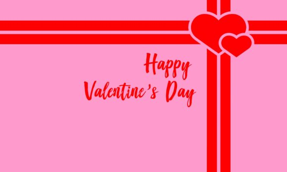 Gift Love Background Graphic Backgrounds By 2qnah