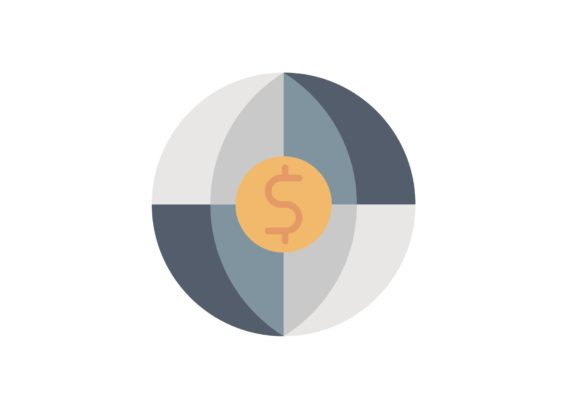 Print on Demand: Global Money Graphic Icons By Iconika