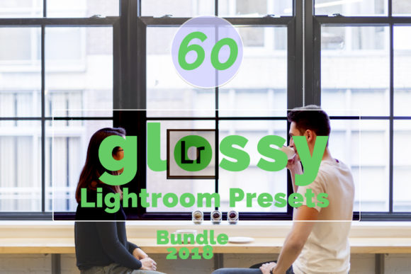 Glossy Lightroom Presets Graphic Actions & Presets By Lumazin Ribak