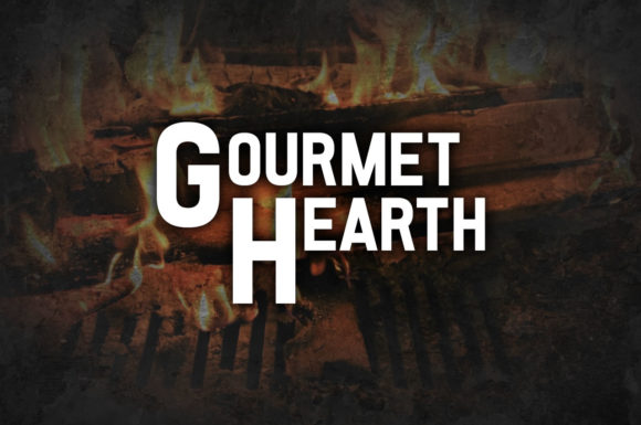 Print on Demand: Gourmet Hearth Sans Serif Font By Chequered Ink