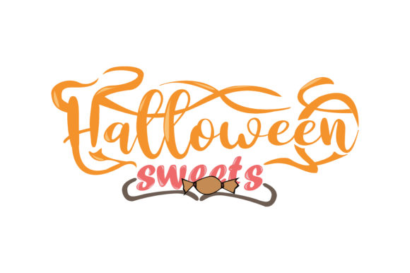 Print on Demand: Halloween Sweets Graphic Crafts By TheLucky