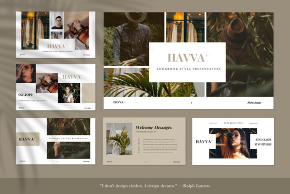 Hanna Powerpoint Presentation Graphic Presentation Templates By TMint - Image 2