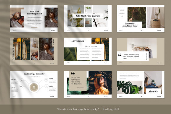 Hanna Powerpoint Presentation Graphic Presentation Templates By TMint - Image 3