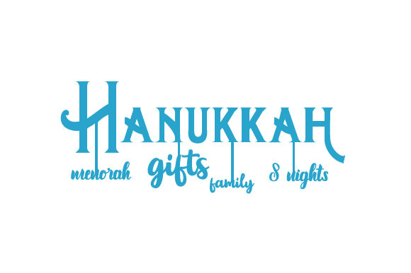 Hanukkah Craft Design By Creative Fabrica Crafts Image 1
