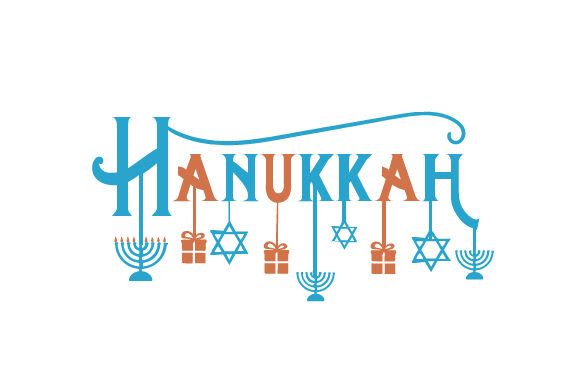 Hanukkah Jewish Craft Cut File By Creative Fabrica Crafts