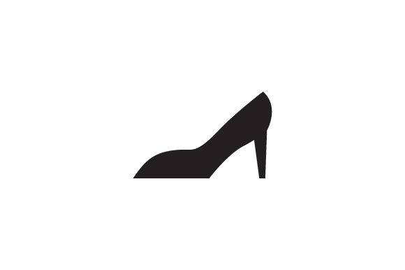 Download Free High Heels Icon Grafik Von Rudezstudio Creative Fabrica for Cricut Explore, Silhouette and other cutting machines.