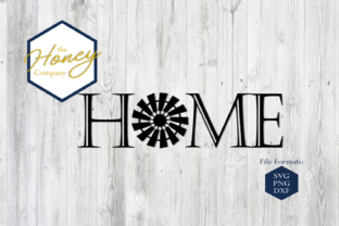Home SVG Graphic By The Honey Company
