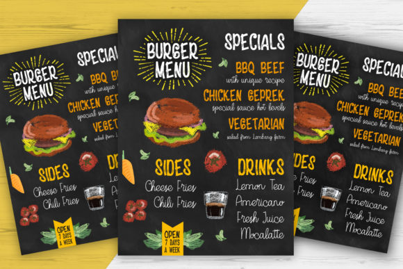 Hungry Chalk Font Download
