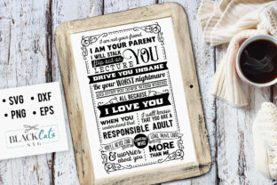 Print on Demand: I Am Not Your Friend, I Am Your Parent Graphic Crafts By BlackCatsMedia