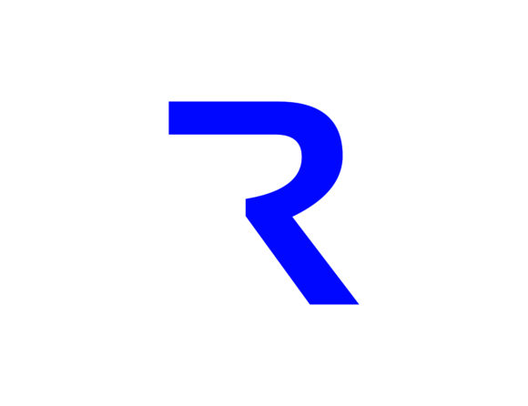 Download Free Initial Letter R Logo Graphic By Meisuseno Creative Fabrica for Cricut Explore, Silhouette and other cutting machines.