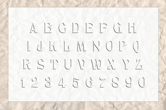 Invisible Font Download