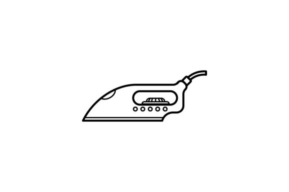 Print on Demand: Iron Graphic Icons By khld939