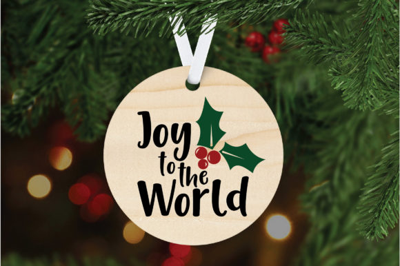 Download Free Joy To The World Svg Cut File Christmas Svg Graphic By for Cricut Explore, Silhouette and other cutting machines.