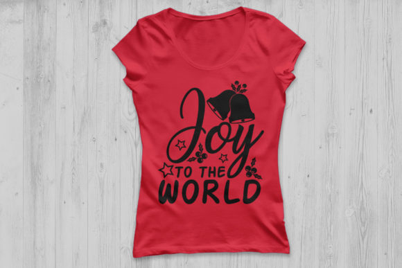 Download Free Joy To The World Svg Graphic By Cosmosfineart Creative Fabrica for Cricut Explore, Silhouette and other cutting machines.