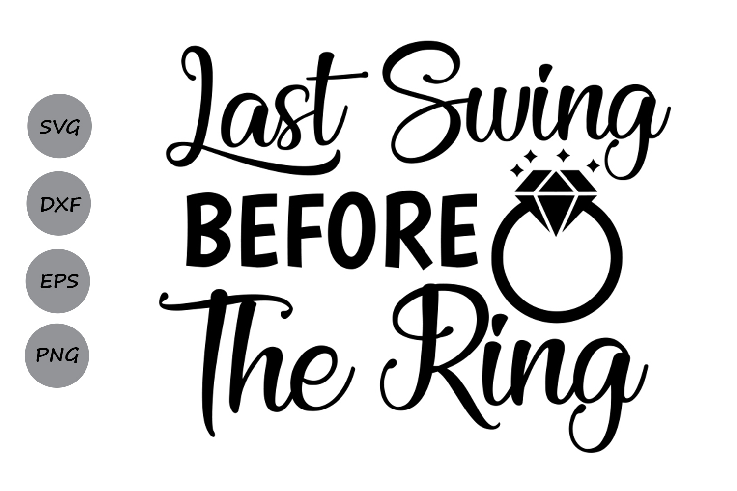 Download Free Last Swing Before The Ring Svg Graphic By Cosmosfineart for Cricut Explore, Silhouette and other cutting machines.