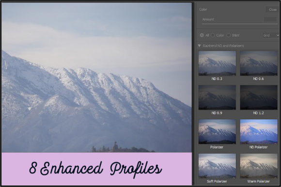 Download Free Lens Nd Polarizing Filters Profiles Graphic By Raztrend SVG Cut Files