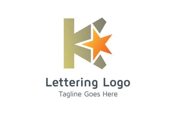 Letter K Logo Graphic By Acongraphic
