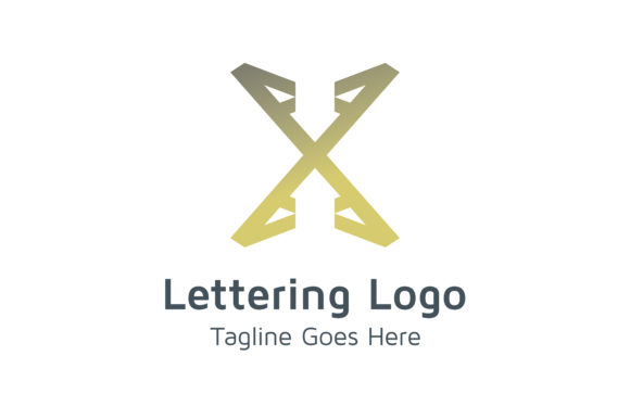 Download Free Letter X Logo Graphic By Acongraphic Creative Fabrica for Cricut Explore, Silhouette and other cutting machines.
